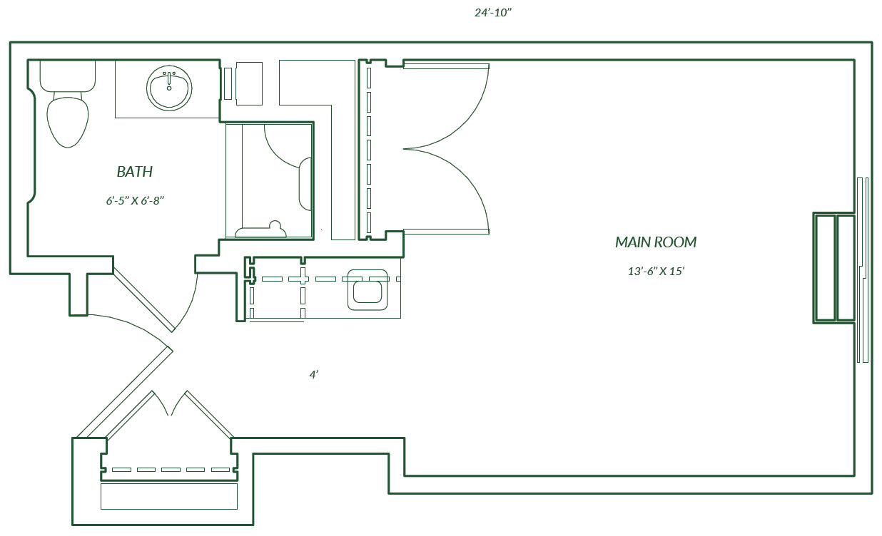 Floor Plan Two